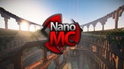 NanoMC | 1.13.2 ClaimBlock Survival (Looking for staff & Players!) Minecraft Server