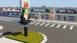 North Ridgewood Strip Mall | Artenia-MC Minecraft Map & Project