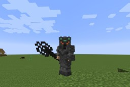 Custom NPCs - LOTR Edition Minecraft Texture Pack