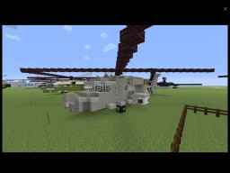 SH/MH-60 Seahawk Minecraft Map & Project
