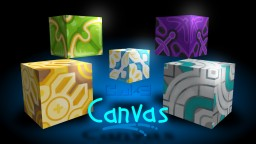 (Official, HD) Canvas 128x128, 64x64: Minecraft in Brush, Up. #35 Minecraft Texture Pack