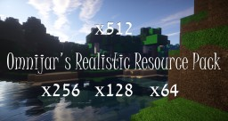 OmniJar's Realistic Resource Pack Minecraft Texture Pack