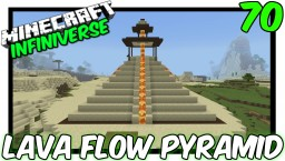 Lava Flow Pyramid Minecraft Map & Project