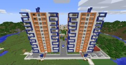 Minecraft Little City Minecraft Map & Project