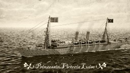 SS. Prinzessin Victoria Luise by Anzu1912 Minecraft Map & Project