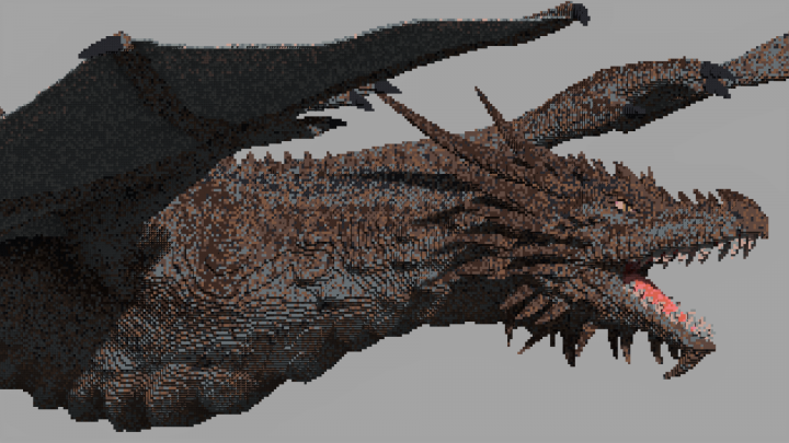 Popular Project : Balerion the Black Dread | Game of Thrones