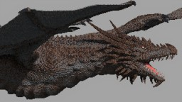 Balerion the Black Dread | Game of Thrones [⬇] Minecraft