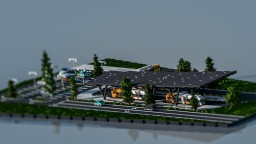 Bus Station - TheVisual_Play Minecraft Map & Project