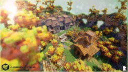 Astryxia Town Minecraft Map & Project