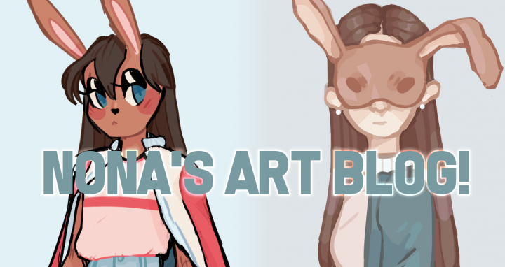 Popular Blog : mostly 2018 art blog! ♥