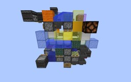 Craft-O-Matic, a mock item production machine Minecraft Map & Project