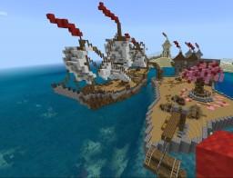The docks mc Build Minecraft Map & Project