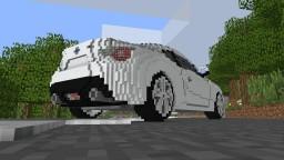 Subaru BRZ Minecraft