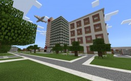 Elmsville: A Modern City (Roleplay) [Creation] Minecraft Map & Project