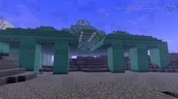 Underwater Ruins- The Fish People Minecraft
