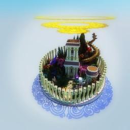[%35] TR Dream Team only a little build.. Minecraft