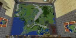 Middle Earth (Casual Fan Sized) [Bedrock] Minecraft