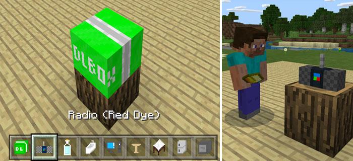 Mine-Furniture Addon Minecraft Texture Pack