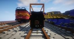 UP Big Boy X4014 Minecraft Map & Project
