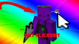 Clickbait Minecraft Texture Pack