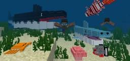 OceanCraft PE Addon Minecraft Texture Pack