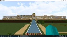 Great Imperial Palace Minecraft Map & Project