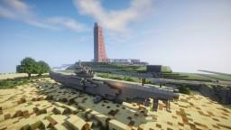 Laboe   Marine Ehrenmal   U-995 [1:1] Minecraft Map & Project
