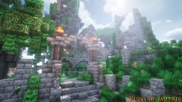 MysticRunes Gallery - Ruins of Imperia Minecraft Map & Project