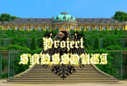 Sanssouci Palace Minecraft Map & Project