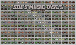 Sol's Music Disc's Minecraft Texture Pack