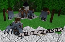 Sol's broken Elytra Default v1.1 Minecraft Texture Pack