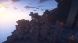 SkyBlock - The Kingdom Minecraft Map & Project