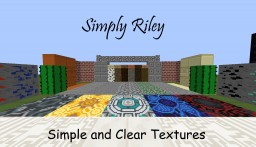 Simply Riley (FPS) Clear Textures Minecraft Texture Pack