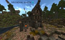 Medieval smith Minecraft