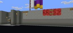 Super [-]line - Raspberry City, USC Minecraft Map & Project
