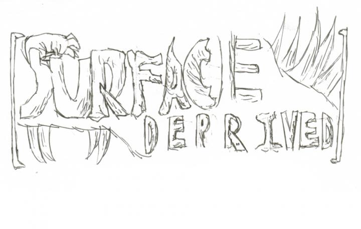 Popular Blog : Surface Deprived - A Hand Drawn Fantasy Comic