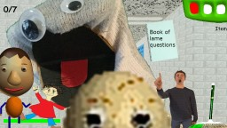 Baldi the savage! By Sharpalex1000 Minecraft Blog Post