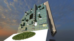 ultra bobobio futuristic building Minecraft Map & Project