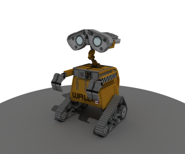 Popular Project : Wall-E