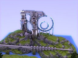 Sci-Fi Project Minecraft Map & Project