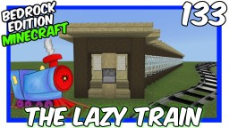 The Lazy Train Minecraft Map & Project