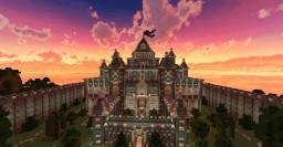 Angelville Epic Castle Map Minecraft