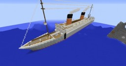 RMS Athena 1931 Minecraft Map & Project