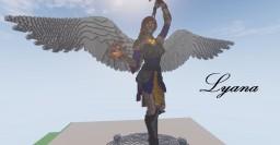 Lyana - Another Angel Minecraft