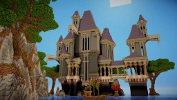 2nd castle Minecraft