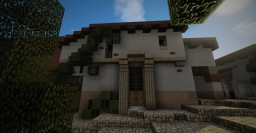 Roman Domus - Sunflower Minecraft