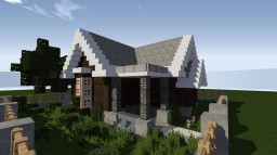 Suburban House 1 Minecraft Map & Project