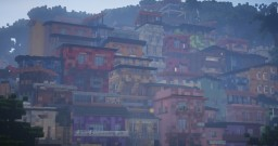 Favelas Minecraft Map & Project