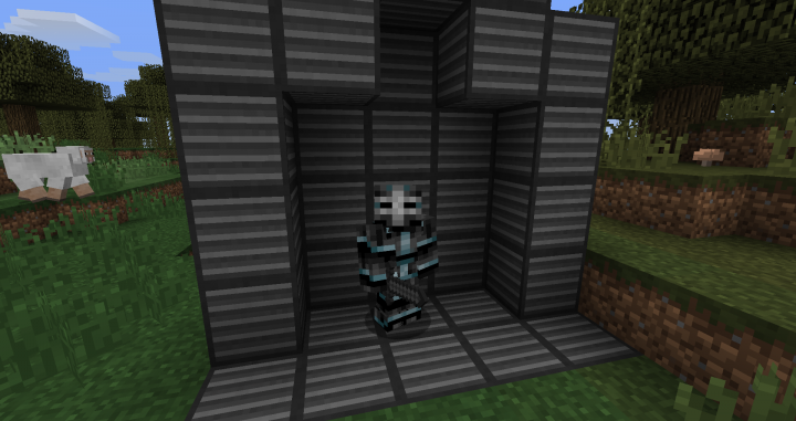 Dense Steel Armor & Blocks