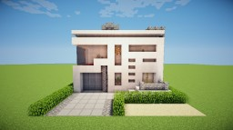 Modern House 01 - DiazzP Minecraft Map & Project